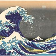 die Welle Hokusai